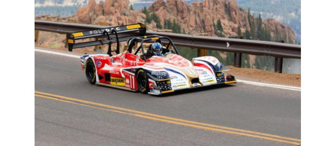 The Quinting Manufacture to Pikes Peak International Hill Climb
